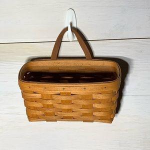 Longaberger hanging basket